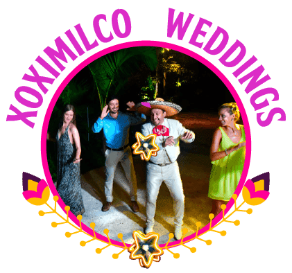 Celebrate your Wedding at Xoximilco Cancún