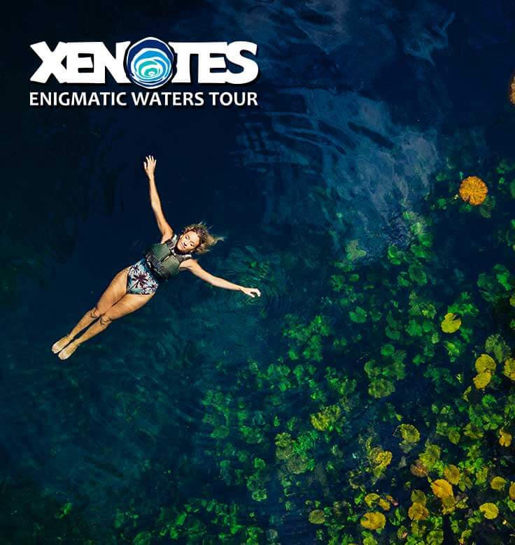 Xenotes Tour | Create your Package