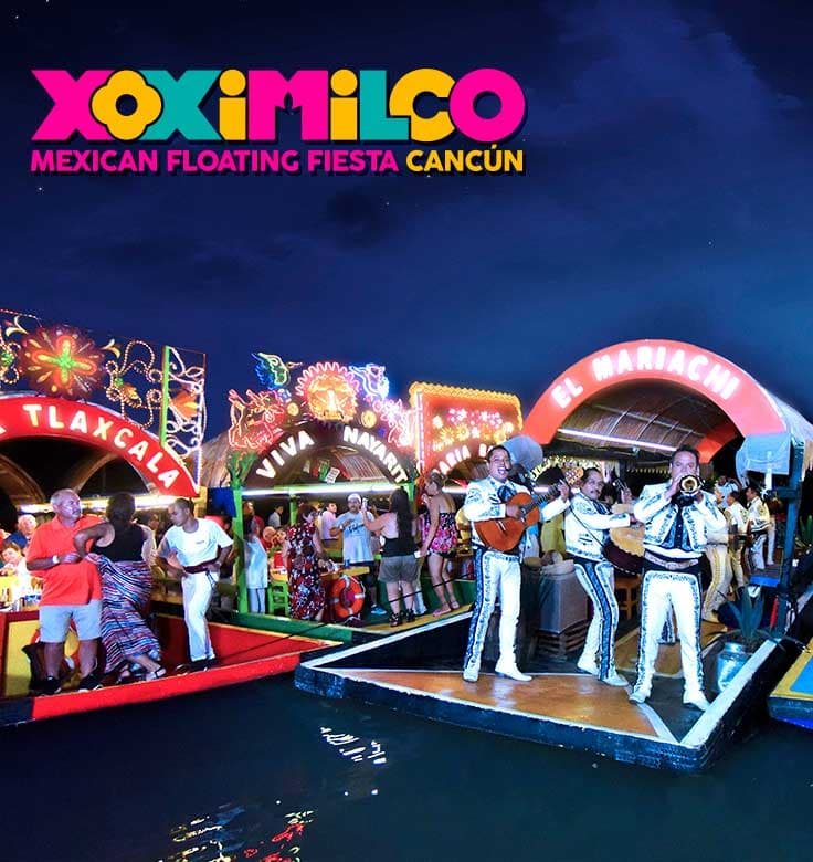 Xoximilco Cancún | Create your Package