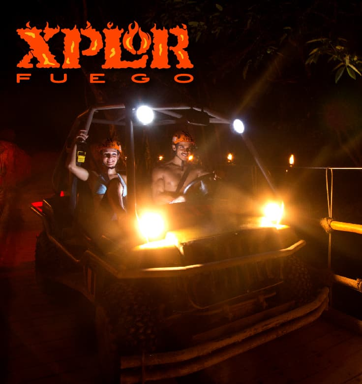Xplor Fuego Park | Create your Package